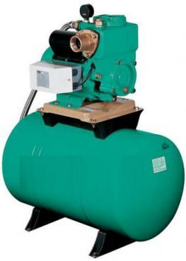 Bơm tăng áp tự động có bình tích áp Wilo PW-1500EA 1.5Kw