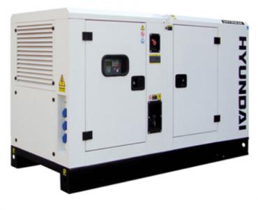 Máy phát điện Diesel Hyundai DHY 145KSE 3 pha