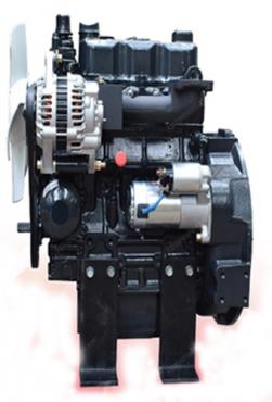 Động cơ DAEDONG KIOTI 3A165LWS 16.4KW
