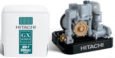 Bơm tự động vuông Hitachi WM-P300GX2-SPV-WH 300W