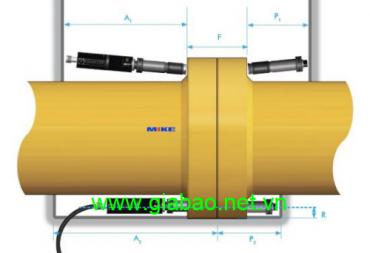 tách mặt bích thủy lực 25 tấn  Equalizer SG25TE