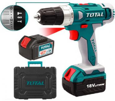 Máy khoan vặn vít dùng pin Total TIDLI228180