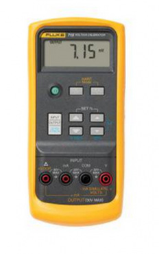 Thiết bị hiệu chuẩn dòng điện - điện áp FLUKE 715
