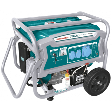 Máy phát điện 6.5KW Total TP165006