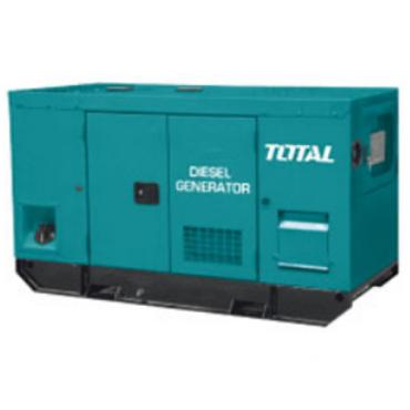Máy phát điện 12.5KW Total TP2100K3