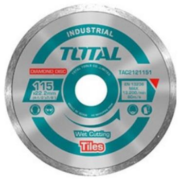 Đĩa cắt gạch ướt Total 180x22mm TAC2121803