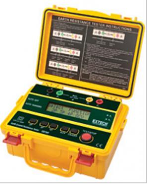 Máy đo điện trở đất 4 dây Extech GRT300