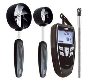 Máy đo tốc độ gió - Anemometer KIMO LV101-107-110
