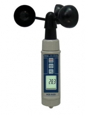 Máy đo tốc độ gió PCE-A420