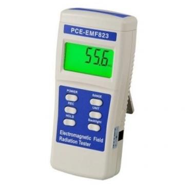 Máy đo, phát hiện bức xạ điện từ trường PCE-EMF 823
