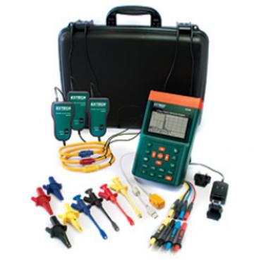 Thiết bị đo phân tích công suất, sóng hài Extech PQ3350-3