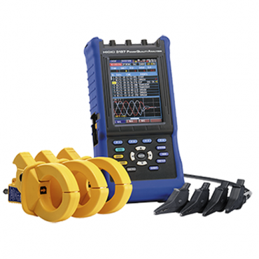 Máy kiểm tra, phân tích công suất, sóng hài Hioki 3197