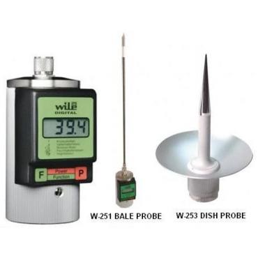 Máy đo độ ẩm nông sản FARMCOMP, FINLAND Wile 25