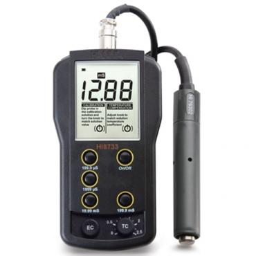 Máy đo độ dẫn điện cầm tay HANNA HI8733