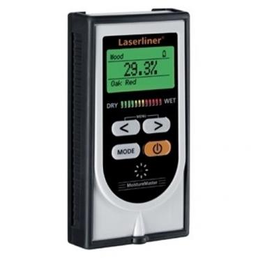 Máy đo độ ẩm vật liệu LASERLINER, Umarex MoistureMaster 082.033A
