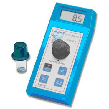 Máy đo Chlorine HANNA ITALIA HI93753