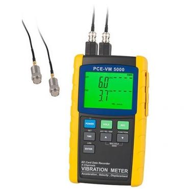 Máy đo độ rung PCE-VM 5000