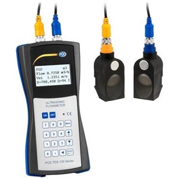 Máy đo lưu lượng nước bằng sóng siêu âm PCE-TDS 100H