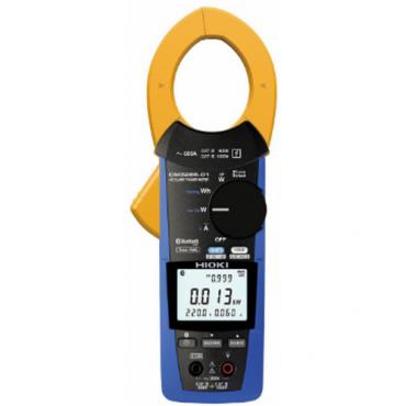 Ampe kìm AC đo công suất, sóng hài HIOKI CM3286-01 (600A, Bluetooth)