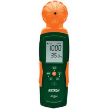 Máy đo khí CO2, nhiệt độ, độ ẩm cầm tay Extech CO240