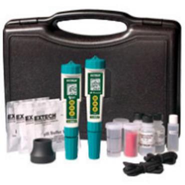 Bộ KIT đo Oxy hòa tan, pH, Độ dẫn, Chất rắn hòa tan, độ mặn và nhiệt độ EXTECH - DO610