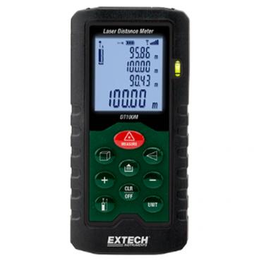 Máy đo khoảng cách bằng laser Extech DT40M