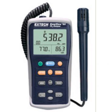 Máy đo khí CO2, nhiệt độ, độ ẩm, điểm sương Extech EA80