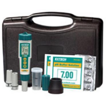 Bộ KIT đo pH, Clo, nhiệt độ EXTECH, EX800
