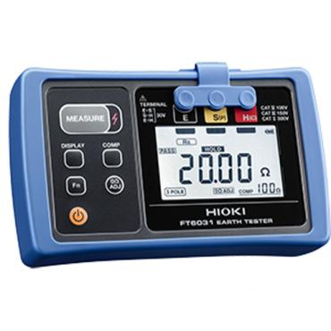 Máy đo điện trở đất Hioki FT6031-03 (20/200/2000Ω)