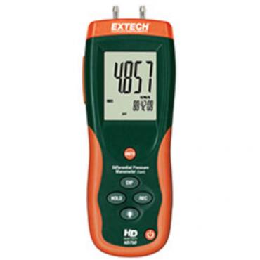 Máy đo áp suất chênh lệch Extech HD755