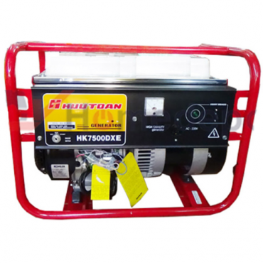 Máy phát điện Hữu Toàn 6KVA Kohler HK7500DXE