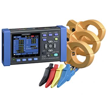 Máy đo công suất HIOKI PW3360-21 (có đo sóng hài, chưa bao gồm kìm đo)