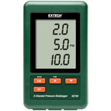 Bộ ghi dữ liệu áp suất Extech SD750