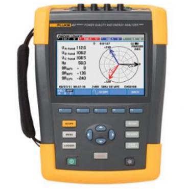 Thiết bị phân tích năng lượng và chất lượng điện FLUKE-437-II