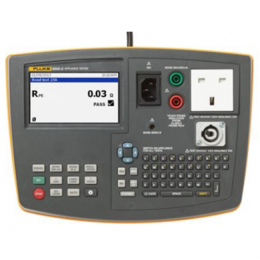 Máy kiểm tra thiết bị điện cầm tay Fluke 6500-2 (Kiểm tra RCD)