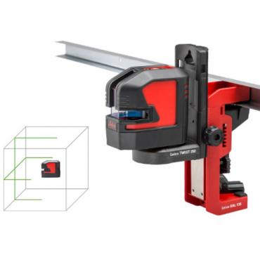 Máy cân mực laser Leica LINO L2G New - Tia xanh