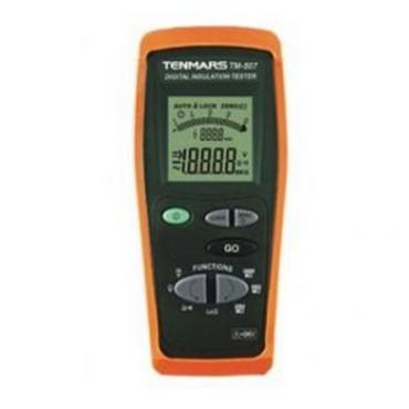 Máy đo điện trở cách điện Tenmars TM-507