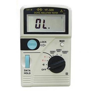 Máy Đo điện trở cách điện Tenmars YF-520
