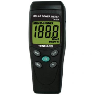 Máy đo năng lượng mặt trời Tenmars TM-206