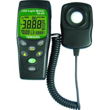 Máy đo ánh sáng Tenmars TM-209