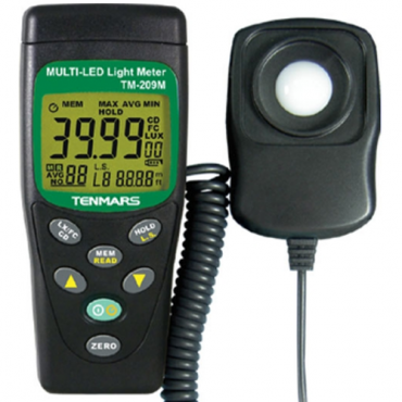 Máy đo cường độ ánh sáng Tenmars TM-209M