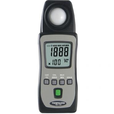 Máy đo cường độ ánh sáng Tenmars TM-720