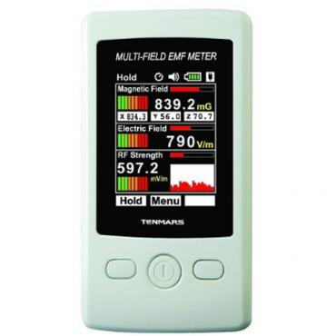 Máy đo điện từ trường Tenmars TM-190