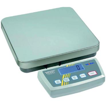 Cân bàn điện tử 30 kg chống nước IP65 bước nhảy 5g Vogel 273057