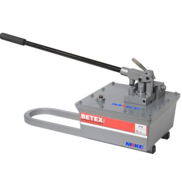 Bơm tay thủy lực tác động kép HP80D dung tích 8 lít BETEX