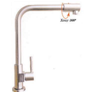 Vòi chén lạnh Inox 304 BINGO BG-3121-INX