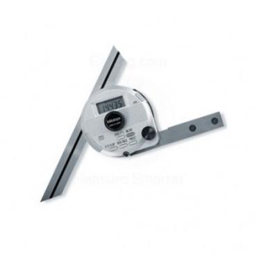 Thước đo góc vạn năng 150mm Mitutoyo 187-501