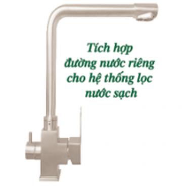 Vòi Chén nóng lạnh Inox 304 BINGO BG-3219-I