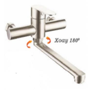 Vòi Chén nóng lạnh Âm Tường INOX 304 BINGO BG-3208-I