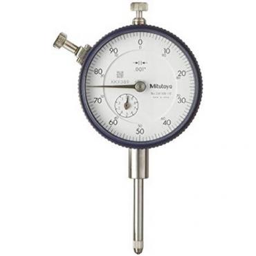 Đồng hồ so cơ khí chân thẳng 0-0.5″x 0.001″ Mitutoyo 2415SB